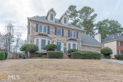 Suwanee Single Family Home New: 190 Shore Dr