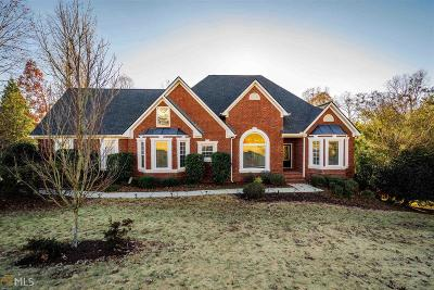 Loganville Single Family Home New: 1806 Wesleyan Ln