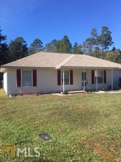 Camden County Single Family Home New: 201 Lisa Ln