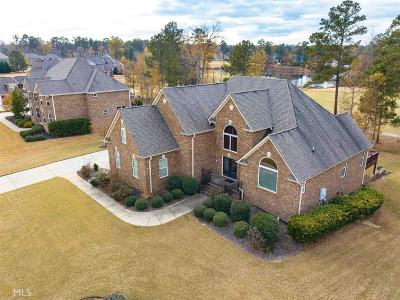 Henry County Single Family Home New: 336 Masters Club Blvd