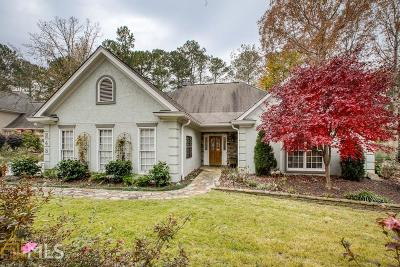 Johns Creek Single Family Home New: 245 Coles Hill Ct