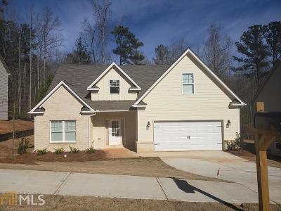Fairburn Single Family Home New: 7975 Pikefarm Trl