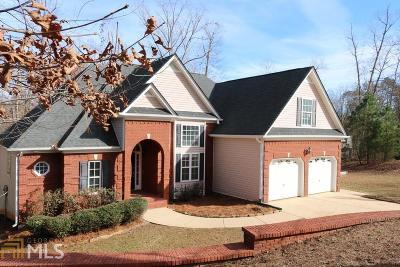 Villa Rica Single Family Home Under Contract: 9433 Poole Rd