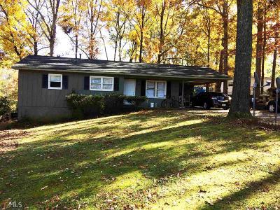 Alpharetta Single Family Home Under Contract: 200 Brandywine