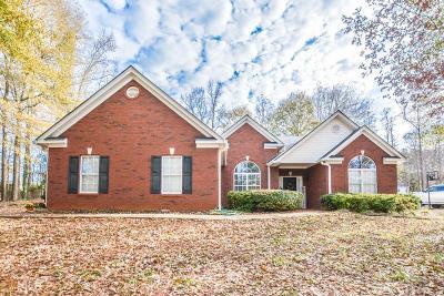 Braselton Single Family Home New: 1247 Overland Park Dr