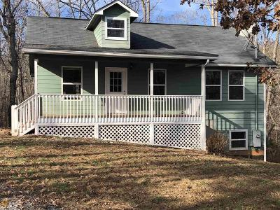 Dawsonville Single Family Home New: 295 Old Lapping