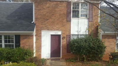 Conyers Condo/Townhouse For Sale: 1659 Winchester #7