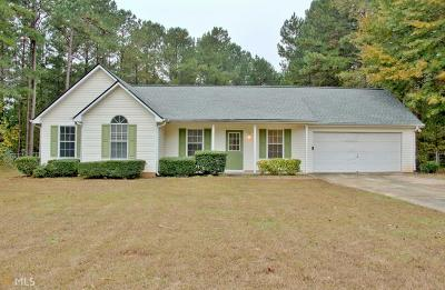 Senoia Single Family Home New: 35 Saddlebrook Way