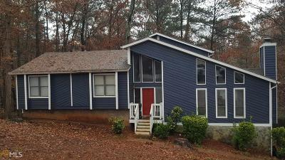 Douglasville Single Family Home New: 8609 Woodcreek