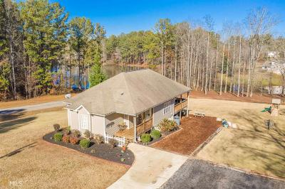 Newnan Single Family Home New: 150 Lakeside Dr