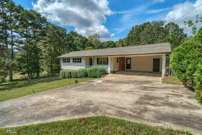 Alpharetta Single Family Home New: 16795 Phillips Rd
