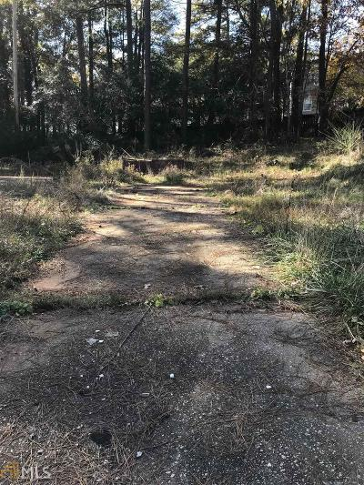Stone Mountain Residential Lots & Land For Sale: 425 Sherwood Oaks Rd #34