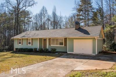 Temple Single Family Home New: 470 Old Bremen Rd