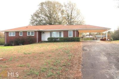 Franklin County Single Family Home New: 94 Akins Bridge Rd