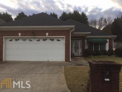 Snellville Single Family Home Under Contract: 2178 Stockton Walk Way