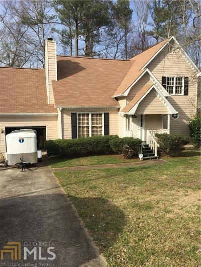 Marietta Single Family Home Under Contract: 2416 Shiloh Dr