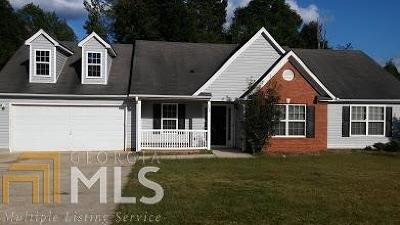 Griffin Single Family Home Under Contract: 138 Huntington Ter