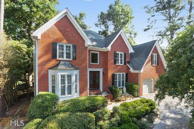 Acworth Single Family Home New: 5554 Fallsbrook Trce