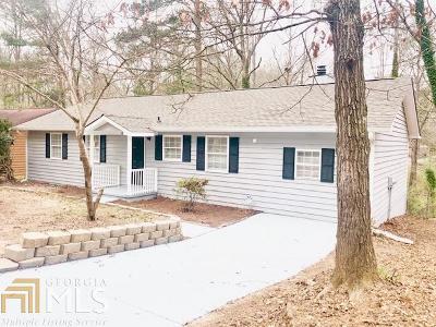 Stone Mountain Single Family Home New: 1393 Red Cedar Trl