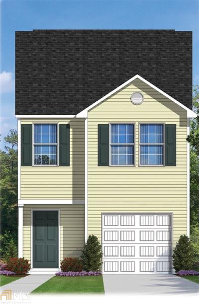Conyers Single Family Home New: 2143 Belmont Cir #182