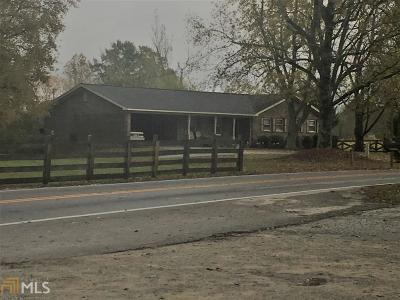 Gainesville Single Family Home New: 5368 Clarks Bridge Rd