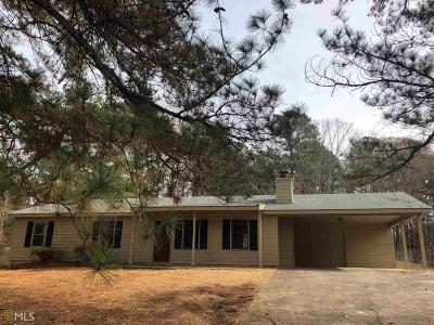 Powder Springs Single Family Home For Sale: 4199 Brownsville Rd