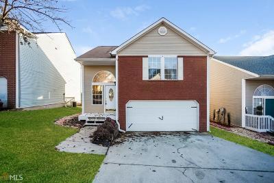 Douglasville Single Family Home Under Contract: 3721 Longview Dr