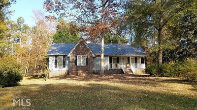 Haddock, Milledgeville, Sparta Single Family Home For Sale: 160 Lakecrest Dr