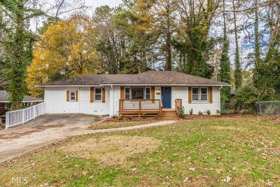 Decatur Single Family Home New: 2025 Rosewood Rd