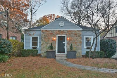 Decatur Single Family Home New: 316 Coventry Rd