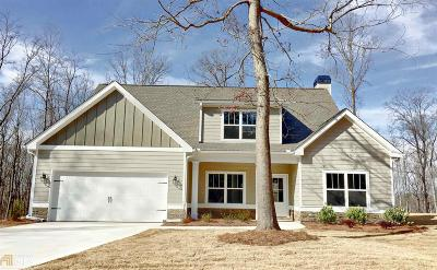 Banks County Single Family Home New: 1539 Scales Creek Rd