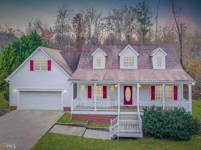 Barnesville Single Family Home Under Contract: 195 Howard