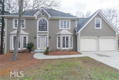 Acworth Single Family Home New: 578 Delphinium Blvd