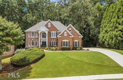 Milton Single Family Home New: 705 Greenview Ter