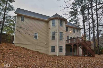 Kennesaw Single Family Home Under Contract: 1222 Winborn Ter