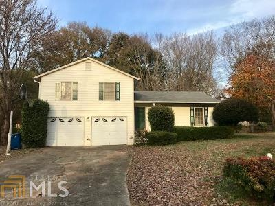 Duluth Single Family Home For Sale: 3973 Casey Glen