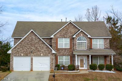 Fairburn Single Family Home New: 480 Buckingham Ln
