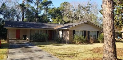 Statesboro Single Family Home For Sale: 106 Jet Dr