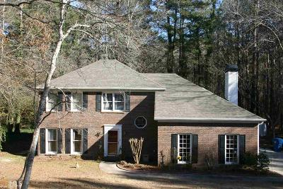 Peachtree City GA Single Family Home For Sale: $317,900