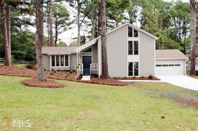 Marietta Single Family Home New: 381 Greenfield Trce