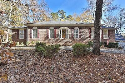 Kennesaw Single Family Home Under Contract: 1650 Beaumont Dr