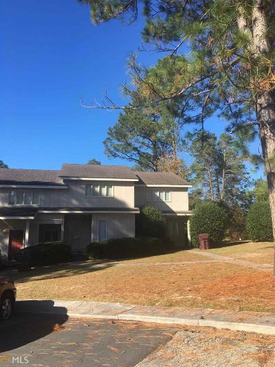 Statesboro Condo/Townhouse New: 15 Woodrum Pl