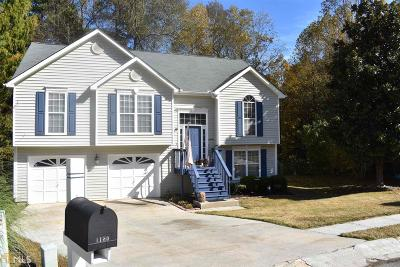 Dawson County, Forsyth County, Gwinnett County, Hall County, Lumpkin County Single Family Home New: 1180 Golden Valley Ct