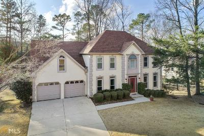 Marietta Single Family Home For Sale: 4573 Ashmore Cir