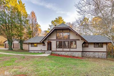 Mcdonough Single Family Home New: 55 Little Deer Trl