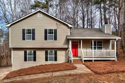 Powder Springs Single Family Home Under Contract: 5248 Cherry Hill Ln