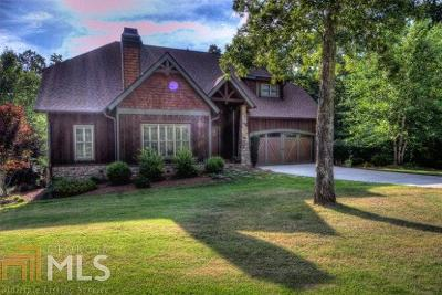 Haddock, Milledgeville, Sparta Single Family Home For Sale: 136 Ato Rd