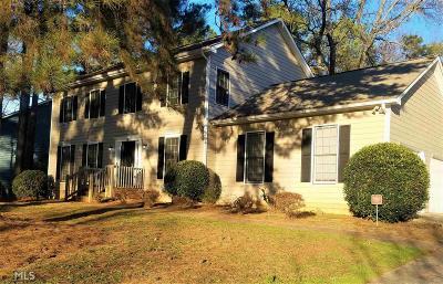 Jonesboro Single Family Home New: 1992 Wrights Way