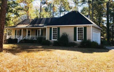 Griffin Single Family Home New: 1624 Carriage Hills