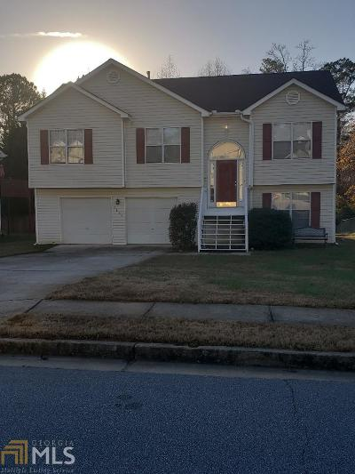 Rex Single Family Home Under Contract: 5859 Ruby Walk